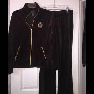 Ralph Lauren Warmup Suit